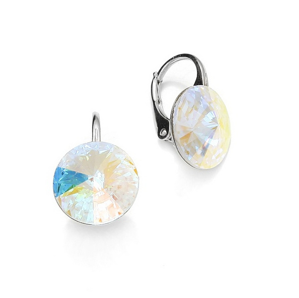 Earrings Swarovski CANDY - Sweet Candy, Aurora Boreale
