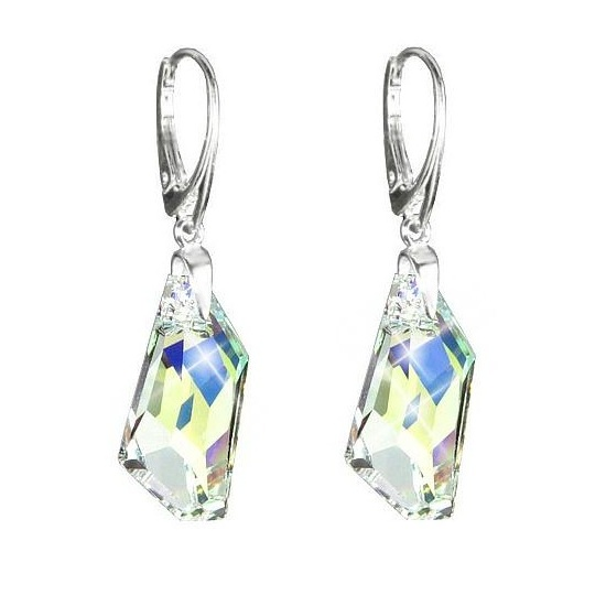 Earrings Swarovski BASIC - De Art Aurora Boreale