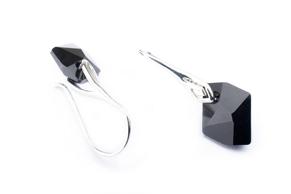Earrings Swarovski BASIC - Cosmic S Jet