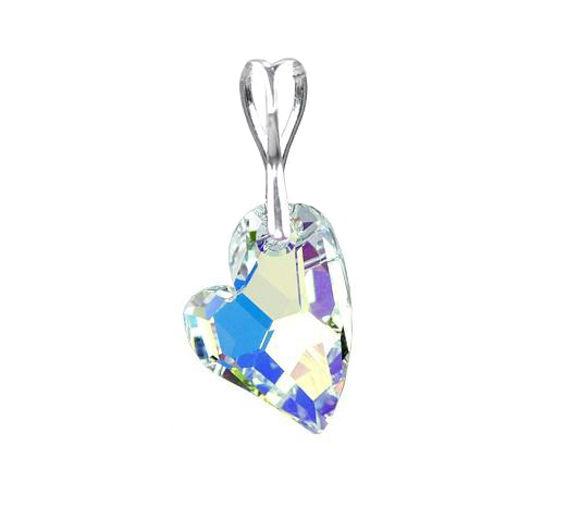 Obesek Swarovski BASIC - Devoted 2U S, Aurora Boreale