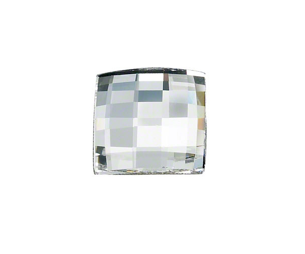 Swarovski CHESSBOARD 2493 10mm, Crystal