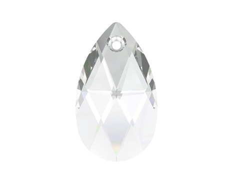 Swarovski PEAR PENDANT 6106 22mm, Crystal